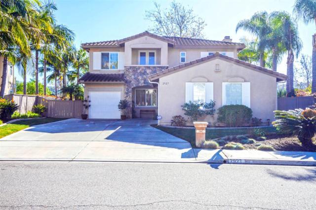 2927 Rancho Vacada, Carlsbad, CA 92009 (#180002621) :: KRC Realty Services