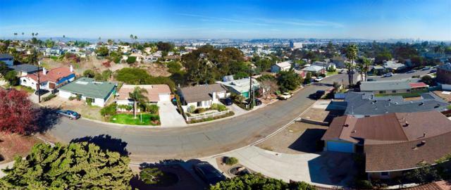 3676 Oleander Drive, San Diego, CA 92106 (#180002667) :: Ghio Panissidi & Associates