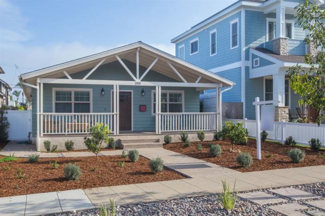 255 E Ave, Coronado, CA 92118 (#180002769) :: Neuman & Neuman Real Estate Inc.