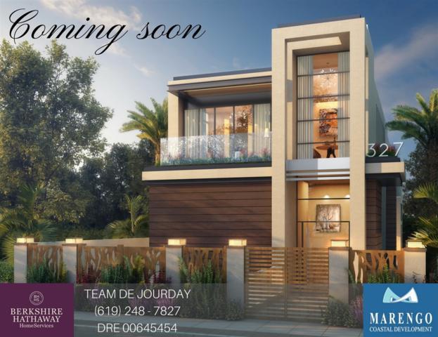 327 Nautilus St, La Jolla, CA 92037 (#180003617) :: Neuman & Neuman Real Estate Inc.