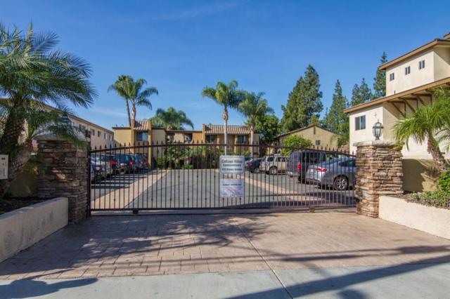 472 Graves Ave #13, El Cajon, CA 92020 (#180003768) :: Whissel Realty