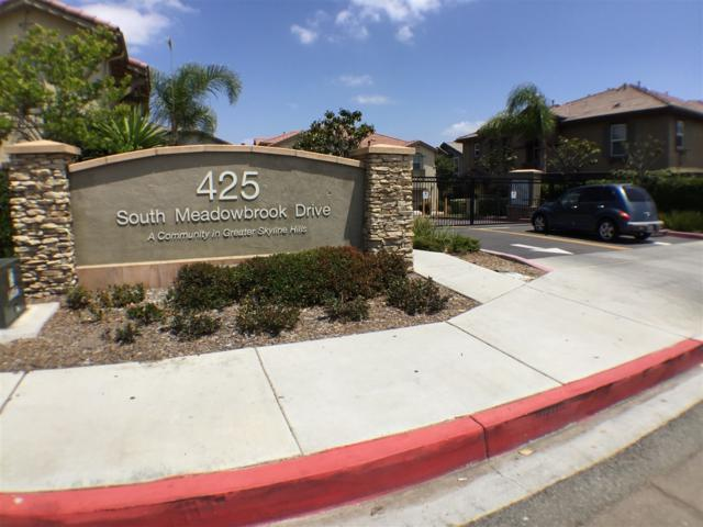 425 S Meadowbrook #110, San Diego, CA 92114 (#180005619) :: Neuman & Neuman Real Estate Inc.