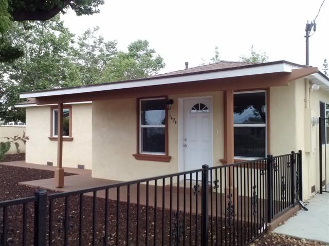 1474 Peach Avenue, El Cajon, CA 92021 (#180005840) :: Heller The Home Seller