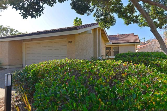1808 Caminito Ascua, La Jolla, CA 92037 (#180006223) :: Ascent Real Estate, Inc.