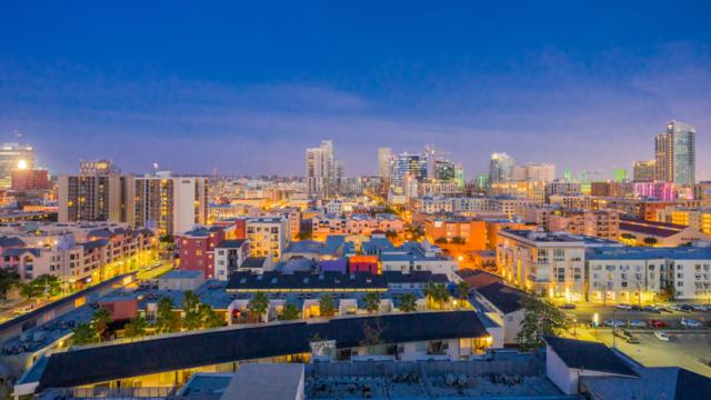 510 1st Ave. #1301, San Diego, CA 92101 (#180006403) :: Ascent Real Estate, Inc.