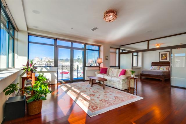 1551 4th Ave #703, San Diego, CA 92101 (#180006618) :: Ascent Real Estate, Inc.