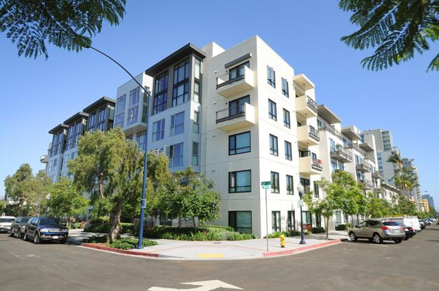 889 Date Street #441, San Diego, CA 92101 (#180006677) :: Whissel Realty