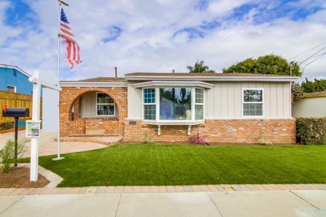3812 Talbot, San Diego, CA 92106 (#180007156) :: The Yarbrough Group