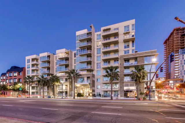 1431 Pacific Highway #312, San Diego, CA 92101 (#180007826) :: Ascent Real Estate, Inc.