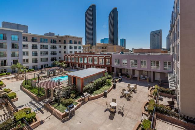 445 Island Ave #510, San Diego, CA 92101 (#180007877) :: Neuman & Neuman Real Estate Inc.
