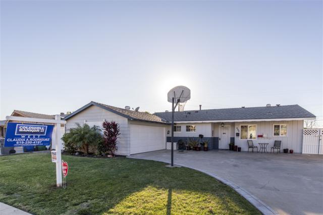 604 Galena St, El Cajon, CA 92019 (#180007913) :: Ascent Real Estate, Inc.