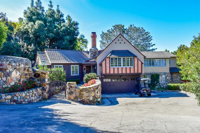7712 Hillside Dr, La Jolla, CA 92037 (#180008420) :: Neuman & Neuman Real Estate Inc.