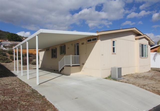 35109 Highway 79 Sp #132 / Unit , Warner Springs, CA 92086 (#180008625) :: The Houston Team | Coastal Premier Properties