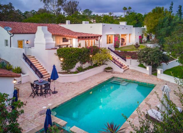 16525 La Gracia, Rancho Santa Fe, CA 92067 (#180008658) :: Neuman & Neuman Real Estate Inc.