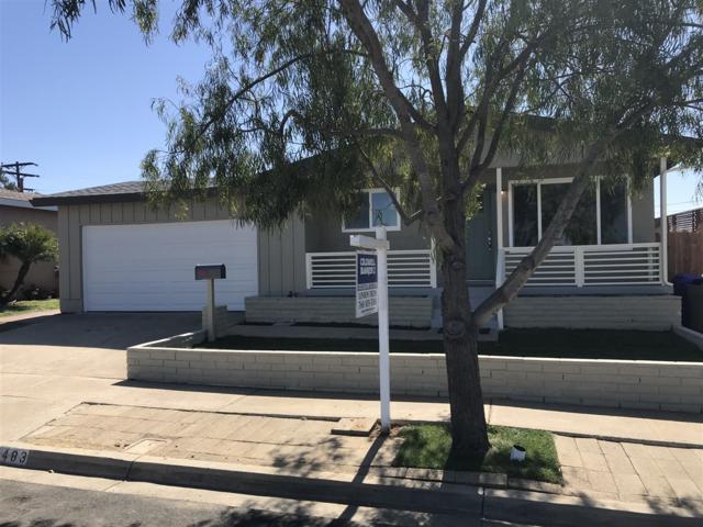 7483 Bagdad St, San Diego, CA 92111 (#180009372) :: Neuman & Neuman Real Estate Inc.