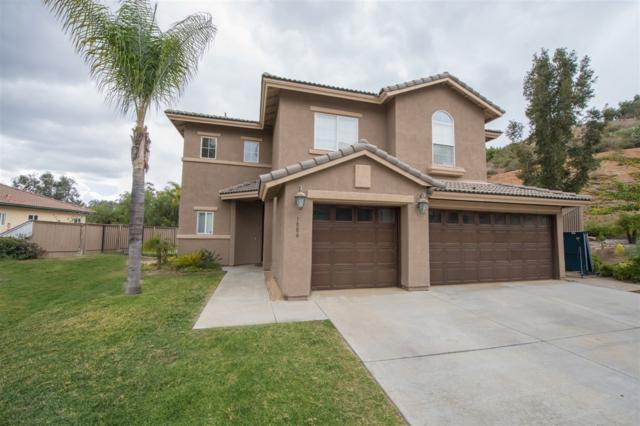 1886 Fuerte Valley Dr, El Cajon, CA 92019 (#180009820) :: The Yarbrough Group