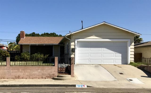 2515 Morningside St, San Diego, CA 92139 (#180010239) :: Whissel Realty