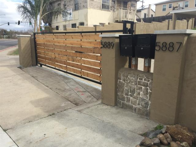 5887 - 5889 Imperial Ave, San Diego, CA 92114 (#180010314) :: Whissel Realty