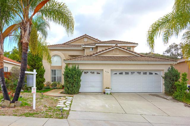 539 Calle Capistrano, San Marcos, CA 92069 (#180012904) :: The Houston Team   Coastal Premier Properties