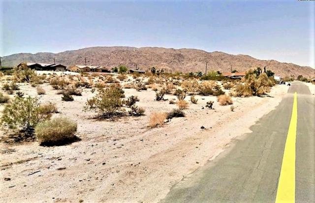 0000 Twilight Dr B, Twentynine Palms, CA 92277 (#180013098) :: Beachside Realty