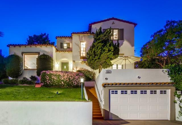 3761 La Cresta Dr, San Diego, CA 92107 (#180013678) :: Ghio Panissidi & Associates