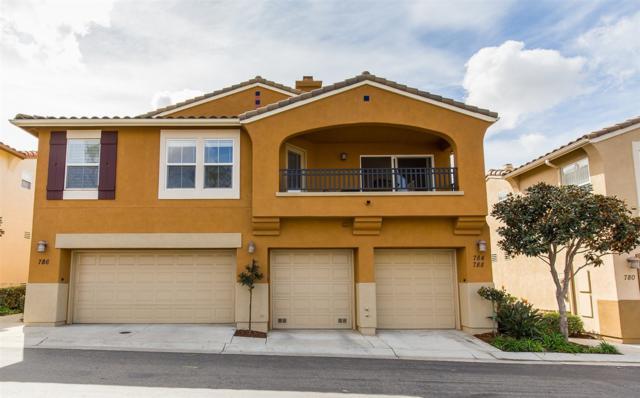784 Callecita Aquilla Sur #16, Chula Vista, CA 91911 (#180013870) :: Allison James Estates and Homes