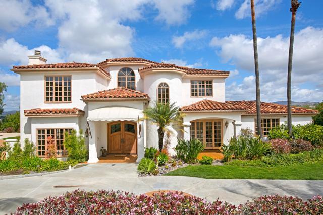 6072 Avenida Alteras, Rancho Santa Fe, CA 92067 (#180014273) :: Heller The Home Seller
