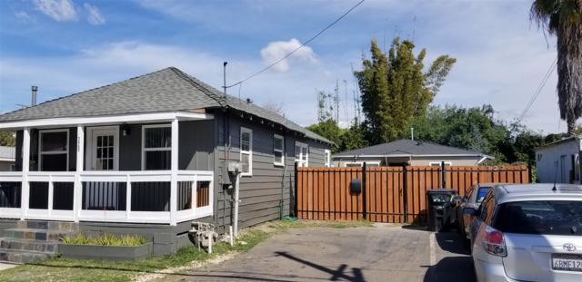 327-329 28Th St, San Diego, CA 92102 (#180014324) :: Neuman & Neuman Real Estate Inc.