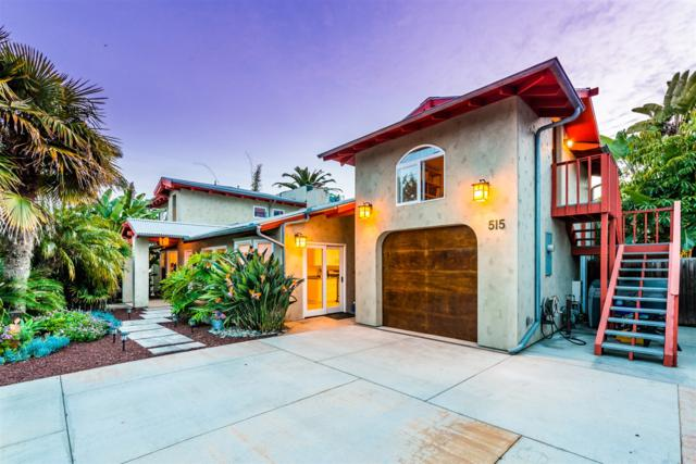 515 Seabright Ln, Solana Beach, CA 92075 (#180014968) :: The Yarbrough Group