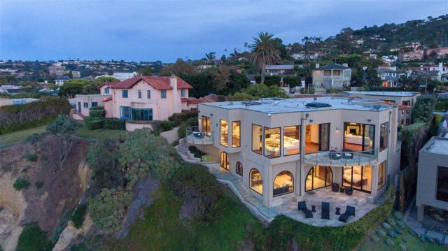 1828 Spindrift Drive, La Jolla, CA 92037 (#180014974) :: Ghio Panissidi & Associates
