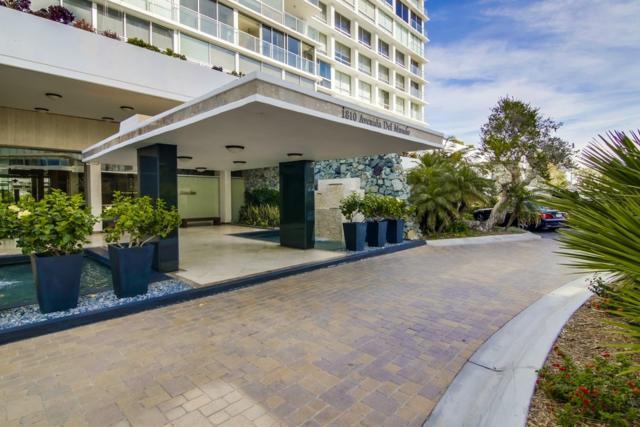 1810 Avenida Del Mundo #602, Coronado, CA 92118 (#180015538) :: Ghio Panissidi & Associates