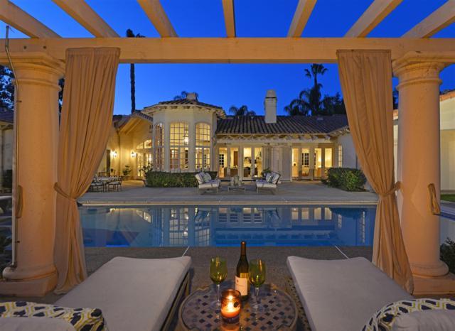 6909 Rancho La Cima Dr., Rancho Santa Fe, CA 92067 (#180015611) :: Ascent Real Estate, Inc.