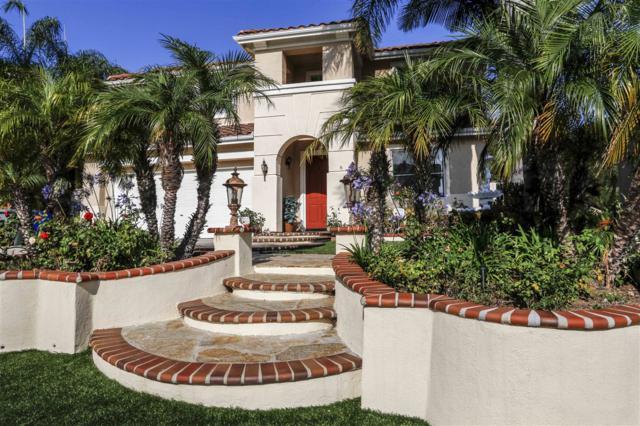 789 Via Barquero, San Marcos, CA 92069 (#180015863) :: The Houston Team | Coastal Premier Properties