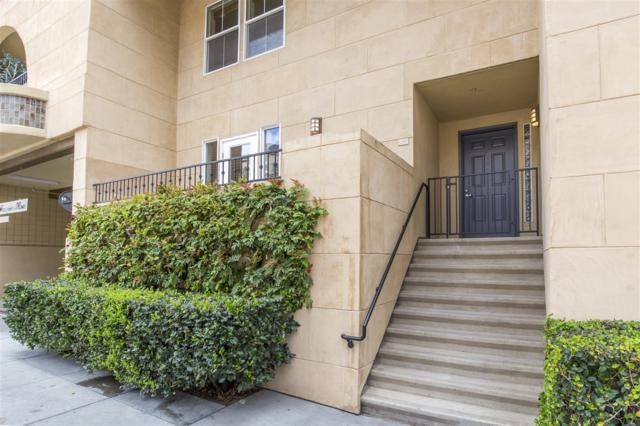 301 W G Street #137, San Diego, CA 92101 (#180016363) :: The Yarbrough Group