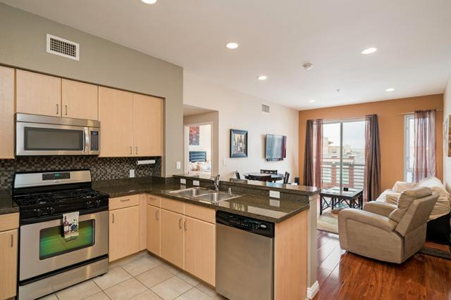 445 Island Avenue #514, San Diego, CA 92101 (#180017385) :: Ascent Real Estate, Inc.