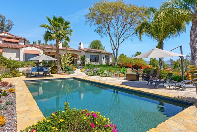5435 Calzada Del Bosque, Rancho Santa Fe, CA 92067 (#180018576) :: Whissel Realty