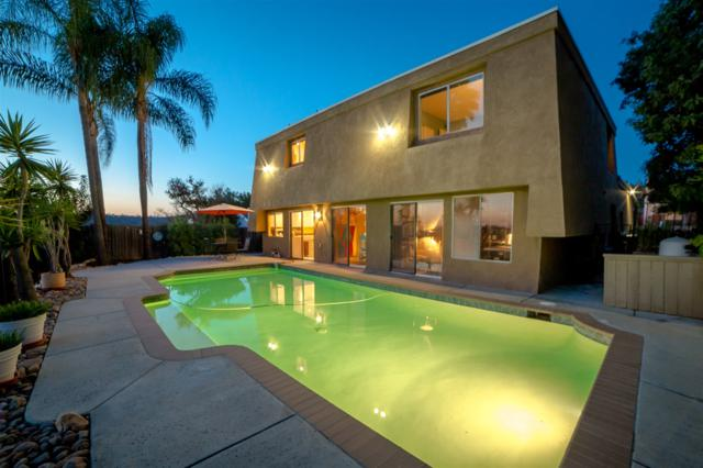 5957 Highplace Dr, San Diego, CA 92120 (#180019357) :: Whissel Realty