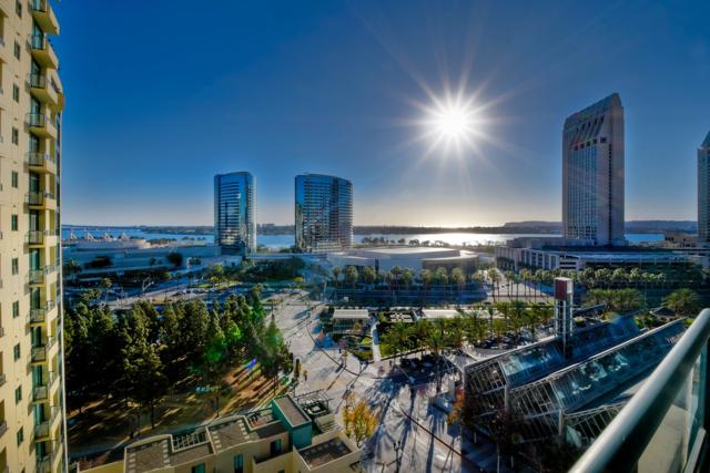 555 Front St #1302, San Diego, CA 92101 (#180019841) :: Whissel Realty
