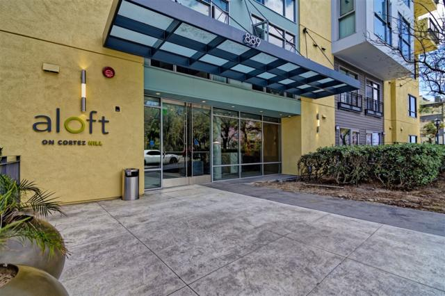 889 Date St #230, San Diego, CA 92101 (#180019946) :: Whissel Realty