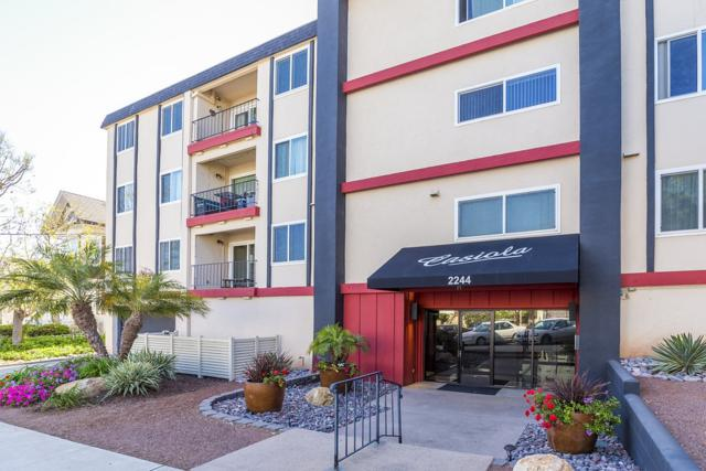 2244 2nd Avenue #23, San Diego, CA 92101 (#180020425) :: Keller Williams - Triolo Realty Group