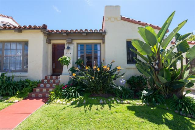 605 Arenas Street, La Jolla, CA 92037 (#180020731) :: Heller The Home Seller
