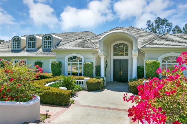 17515 Calle Mayor, Rancho Santa Fe, CA 92067 (#180020956) :: Neuman & Neuman Real Estate Inc.