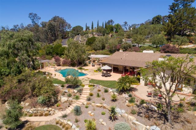 5441 El Cielito, Rancho Santa Fe, CA 92067 (#180020968) :: Coldwell Banker Residential Brokerage