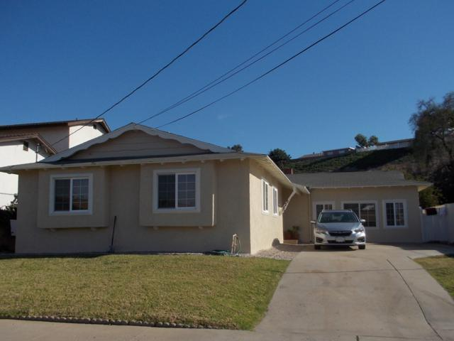1629 Primera St, Lemon Grove, CA 91945 (#180021962) :: Heller The Home Seller