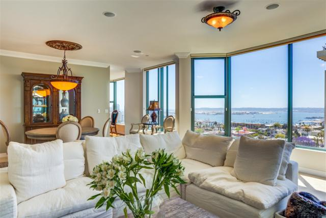 2500 6th Ave. #1008, San Diego, CA 92103 (#180023180) :: Welcome to San Diego Real Estate