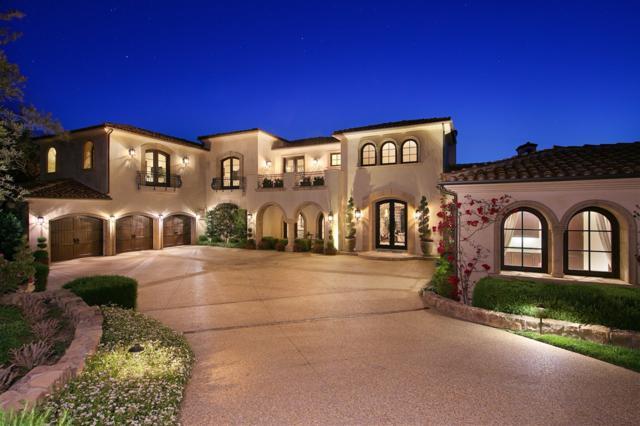 7954 Camino De Arriba, Rancho Santa Fe, CA 92067 (#180023817) :: Ascent Real Estate, Inc.