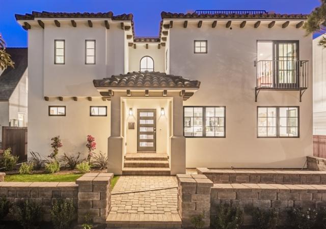 6756 Tyrian, La Jolla, CA 92037 (#180023852) :: Neuman & Neuman Real Estate Inc.