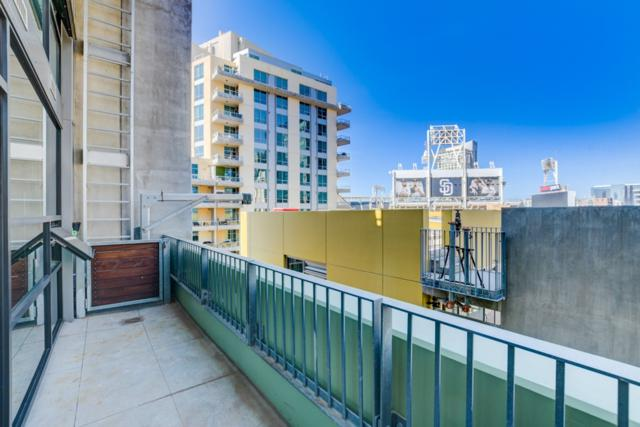 350 11th Ave #618, San Diego, CA 92101 (#180023885) :: Kim Meeker Realty Group