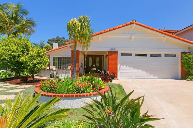 309 Cerro St, Encinitas, CA 92024 (#180024480) :: Heller The Home Seller