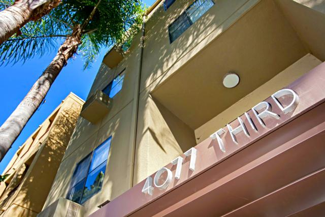 4077 3rd Ave #303, San Diego, CA 92103 (#180025563) :: Heller The Home Seller